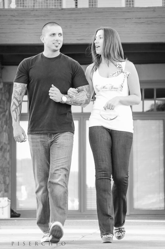 Nina & her brother...