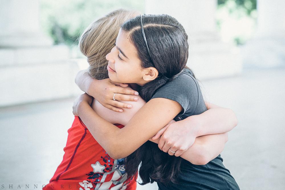 Sweet girls - sweet friends...