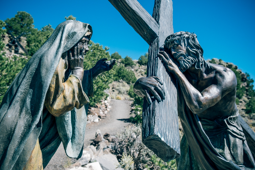One of the Stations of the Cross...