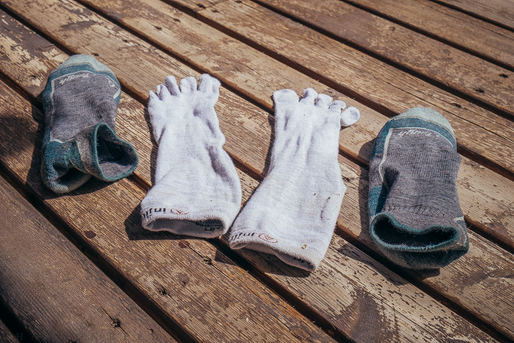 Sock liners are the bomb diggity...