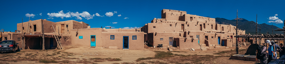 Taos Pueblo...