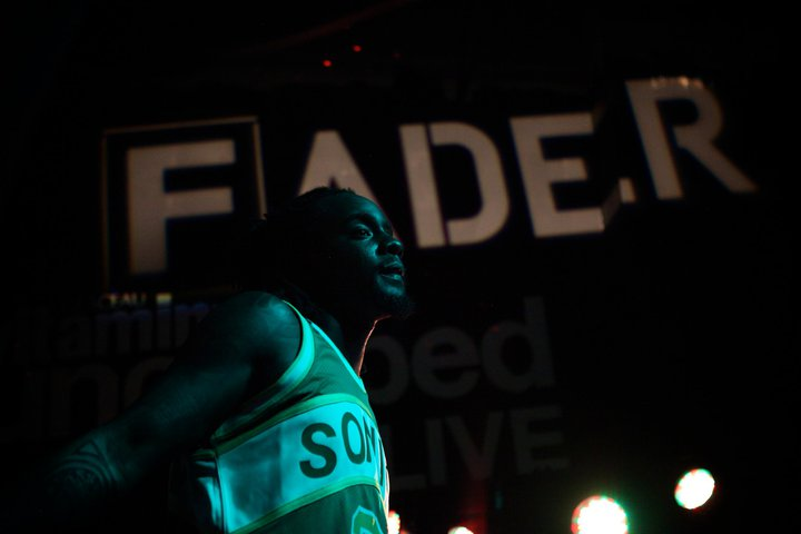 Wale @ Fader & Vitamin Water Uncapped