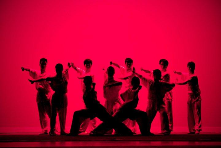 Wushu Performance