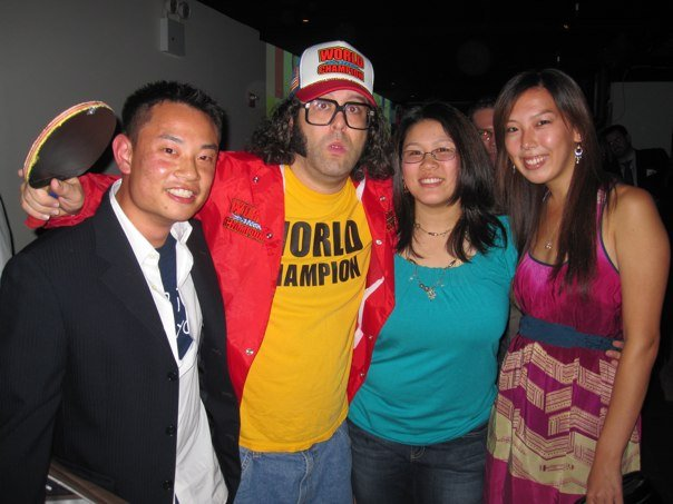 Spin New York - Judah Friedlander