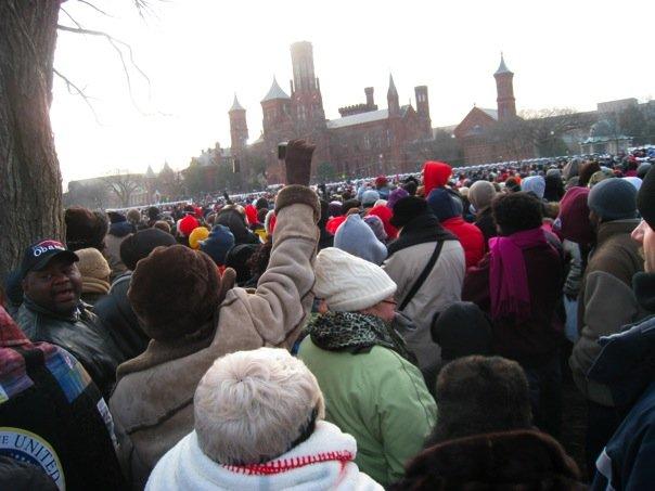 Inauguration - DC