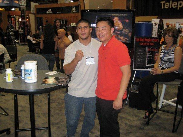 UFC - Joe Stevenson