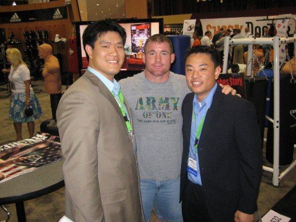 UFC - Matt Hughes