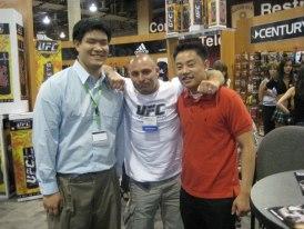 UFC - Matt Serra