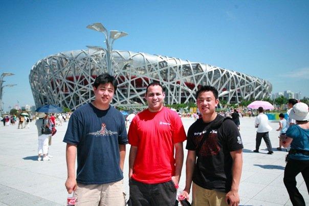 2008 Olympics - Soccer Finals