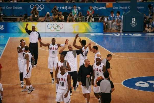 2008 Olympics - US Basketball