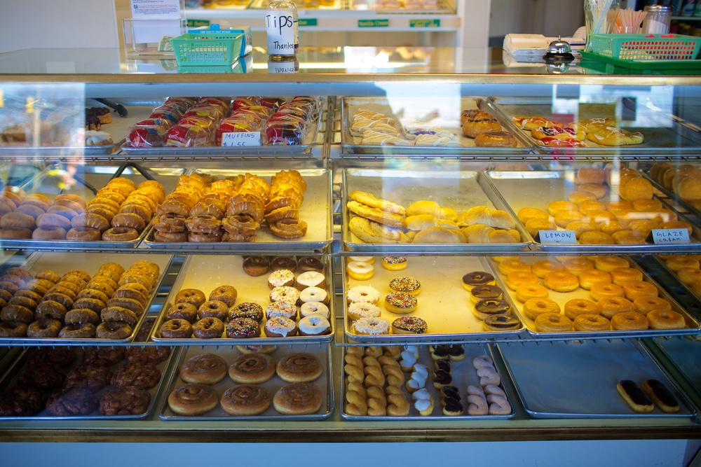 Donuts @ Fresh Donuts