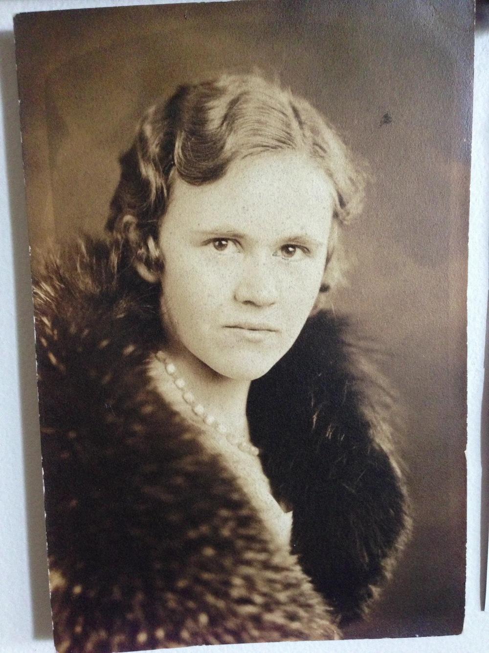 Grandma Sholly