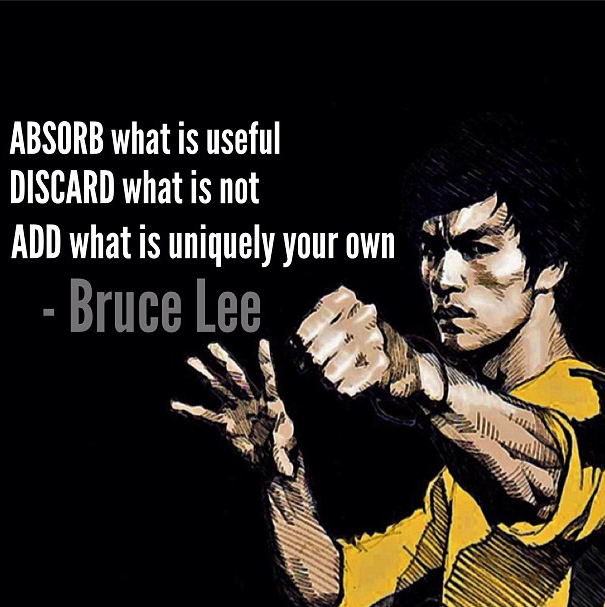 Inspirational Quotes From Bruce Lee. QuotesGram