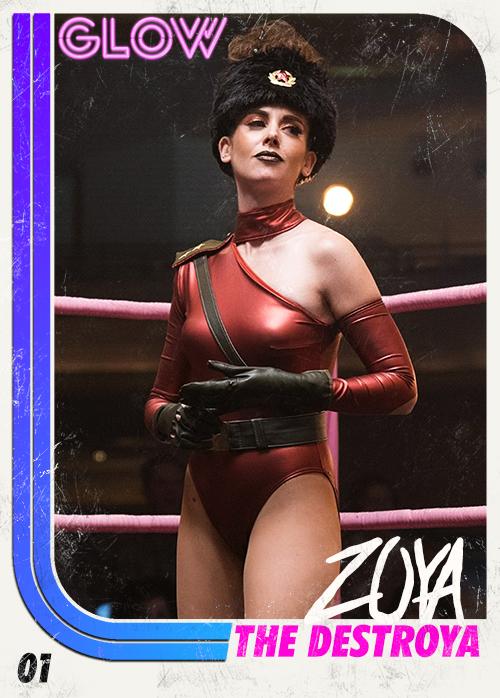 #01 - Zoya the Destroya - Front