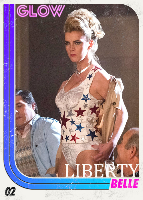 #02 - Liberty Belle - Front