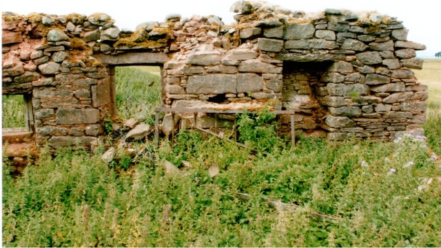 Ruins of Cockplay Farm