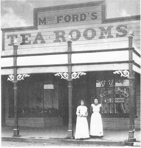 Misses Ford's Tearooms