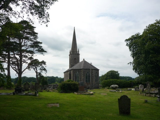 Newtownsaville Church, Tyrone, Northern Ireland