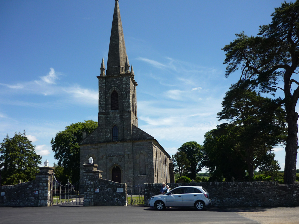 Cappagh Church, Tyrone