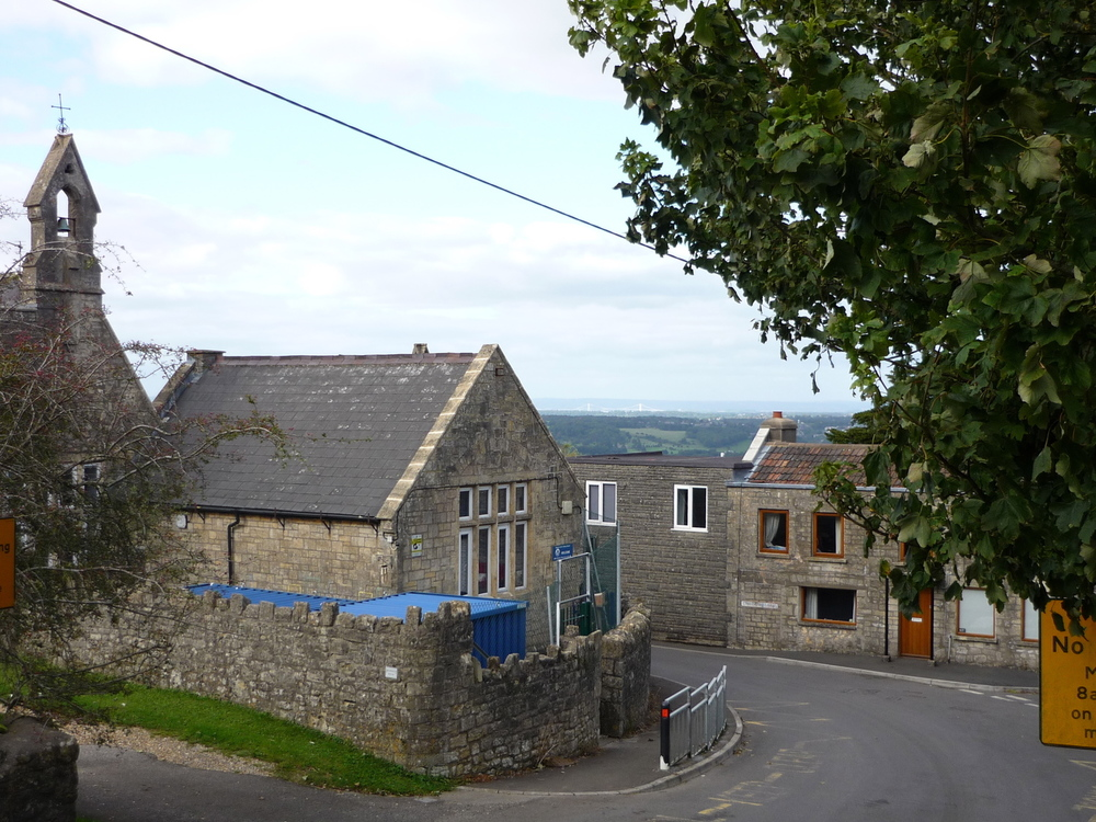 Dundry Village in Somerset