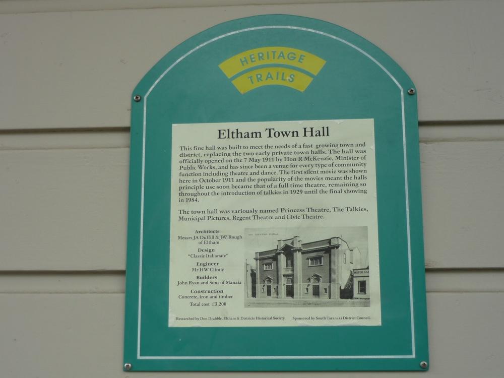 Town Hall, Eltham