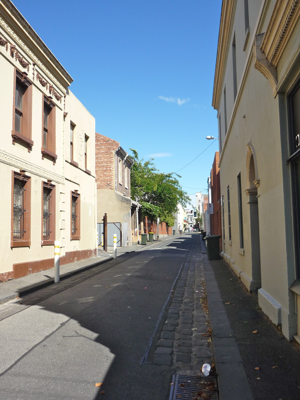 University St. Melbourne
