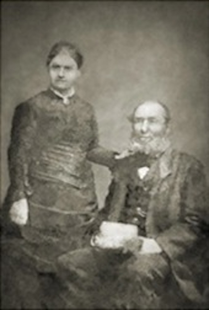 Charles and Eliza Ann Thomas (nee McCausland)