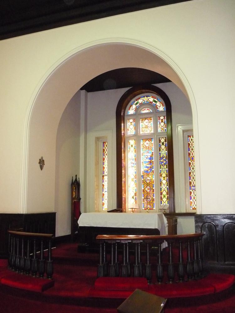 St. James Old Cathedral Melbourne