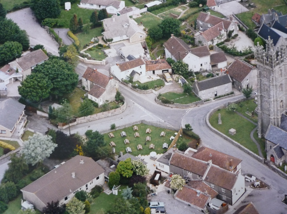 Dundry, Somerset--Aerial Photo