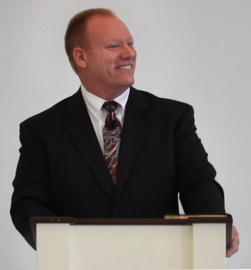 Pastor Chip Hammond