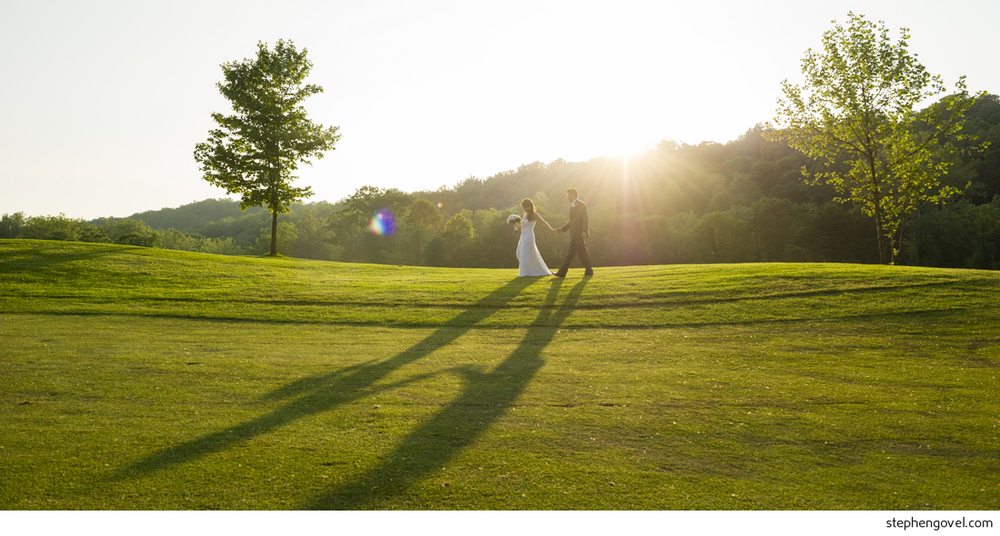 hollow brook golf club wedding