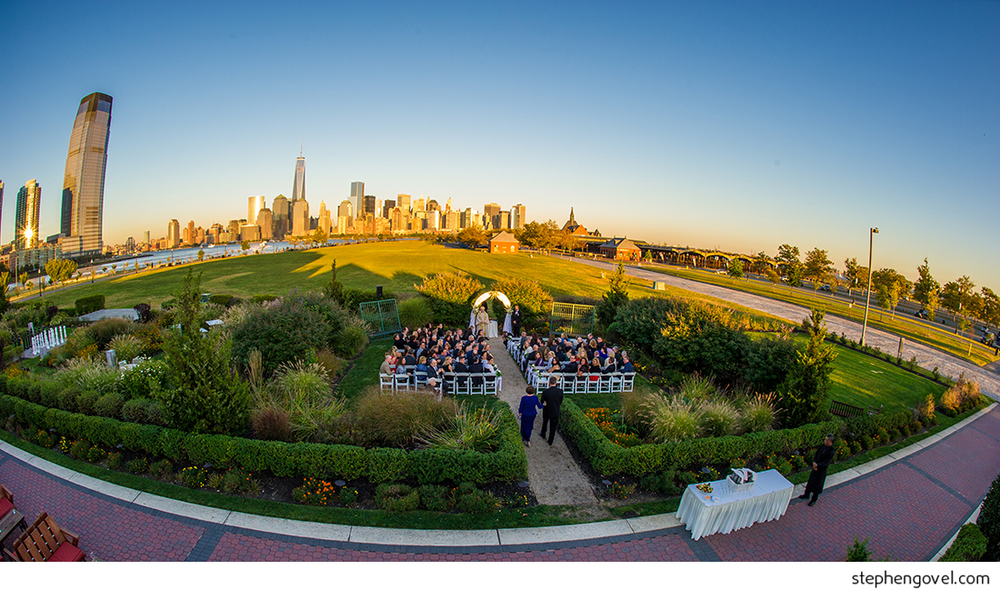liberty house wedding new jersey nyc skyline