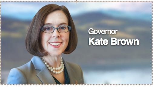 Image result for oregon governor kate brown