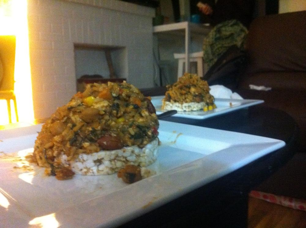 Fillmack Mountain: It is vegan and oh so Bunstin!
