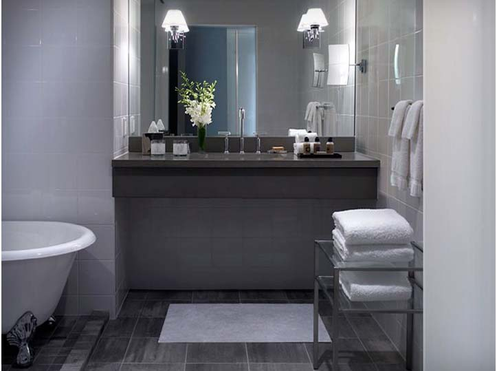 Lorien Hotel & Spa | Alexandria VA by Vicente Wolf Associates PM Jacqueline Pagan