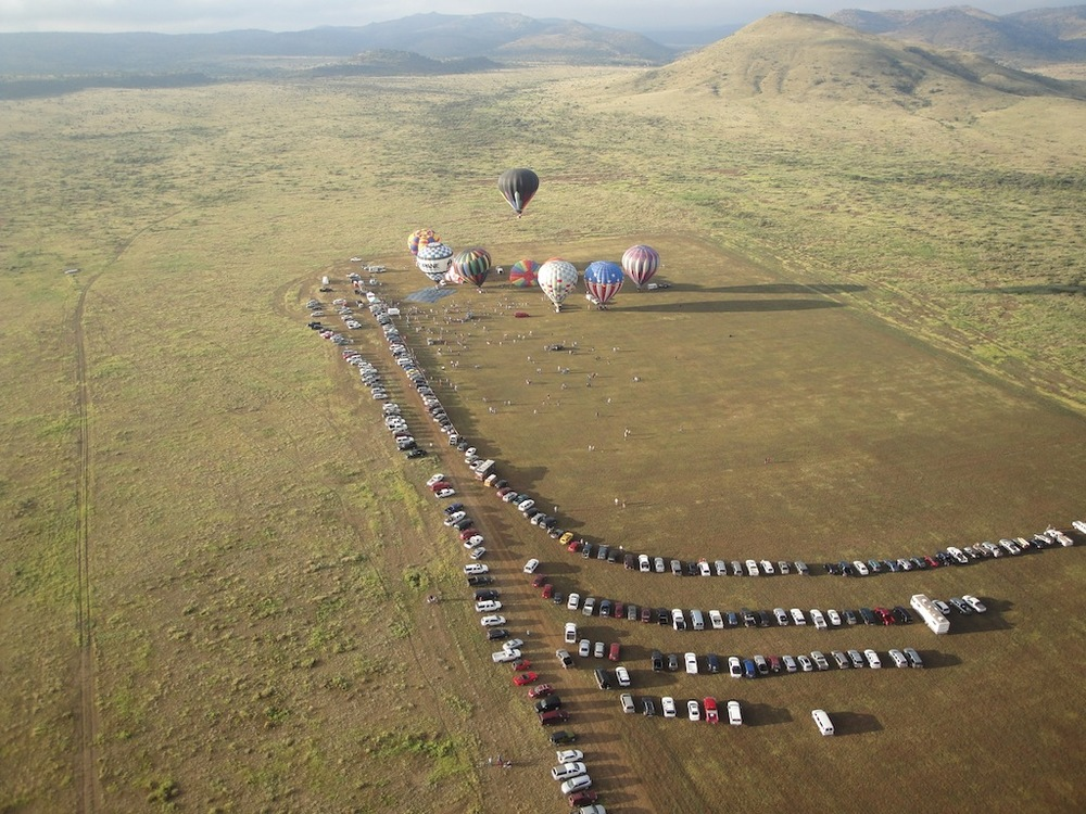 Big Bend Balloon Bash in Alpine