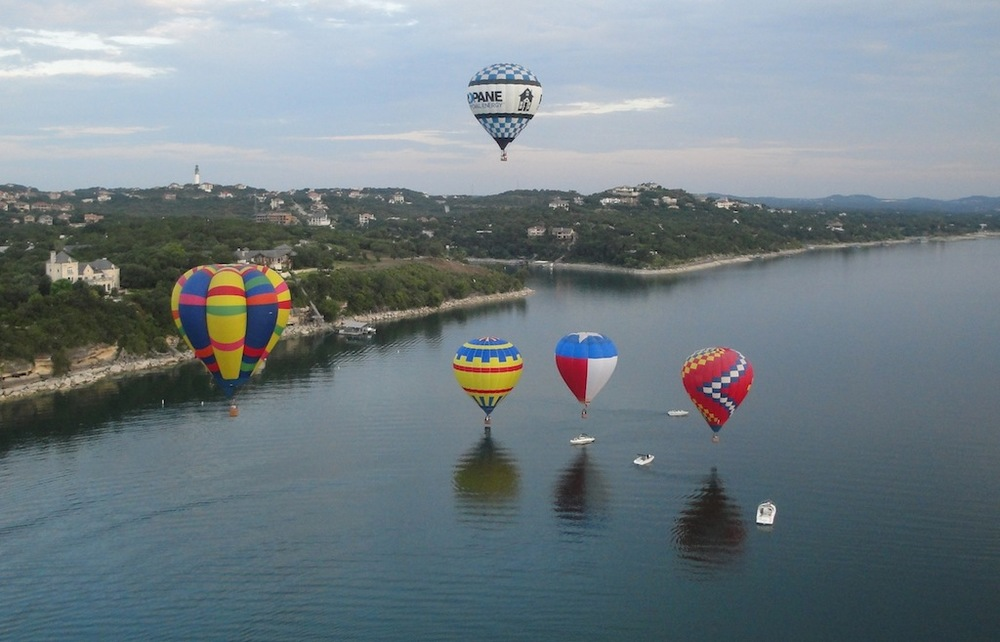 Lake Travis Flight