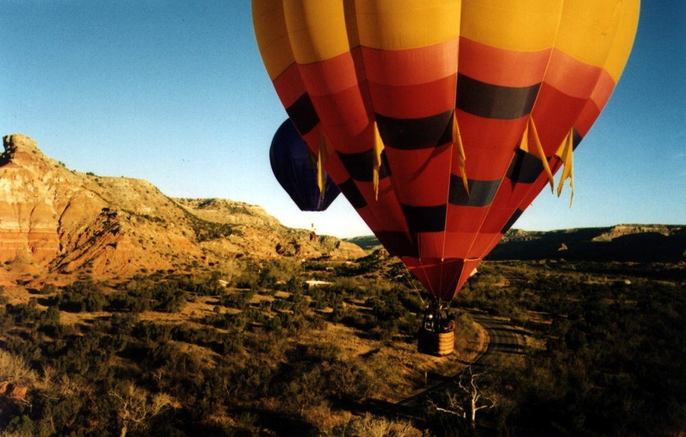 Palo Duro Canyon 1995