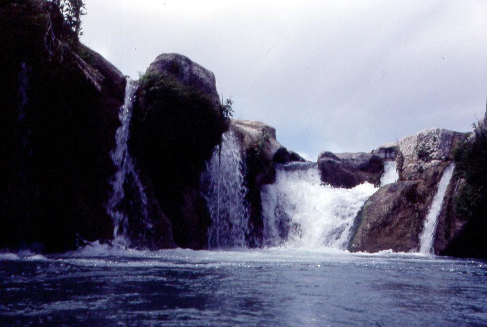 Dolan Falls 1985