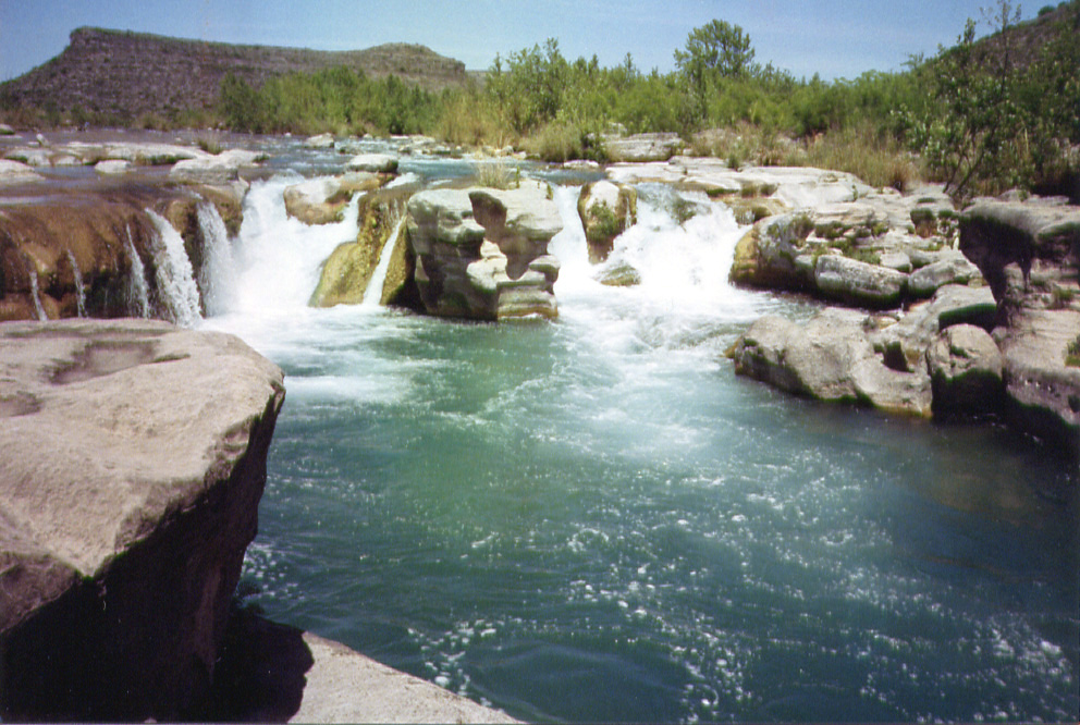 Dolan Falls 1993