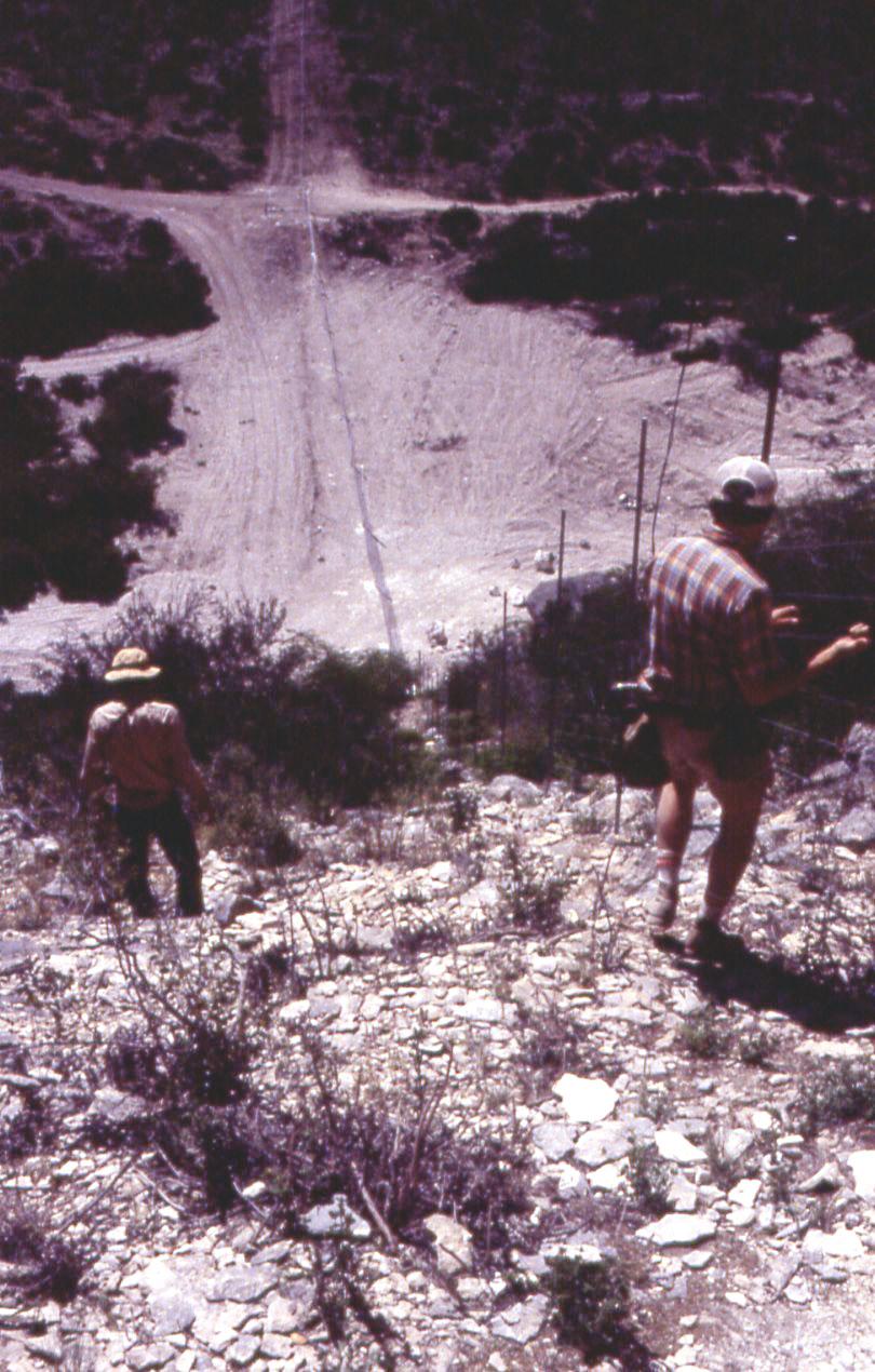 Satan Canyon 1985