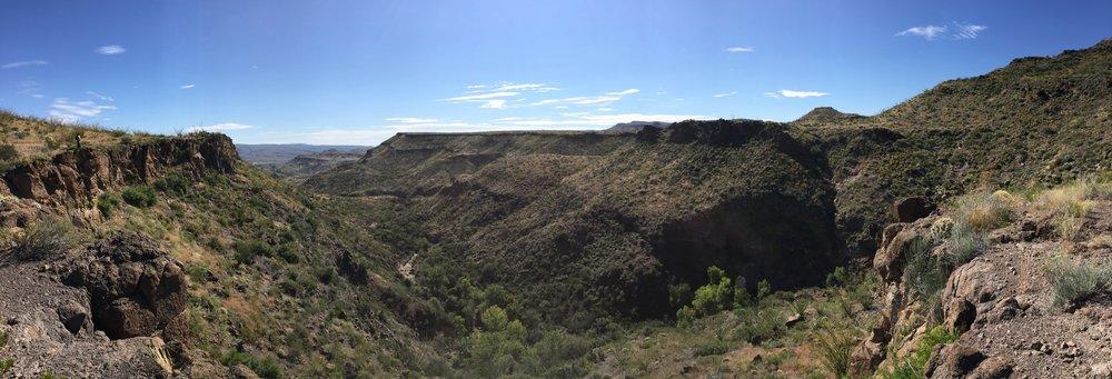 Fresno Canyon