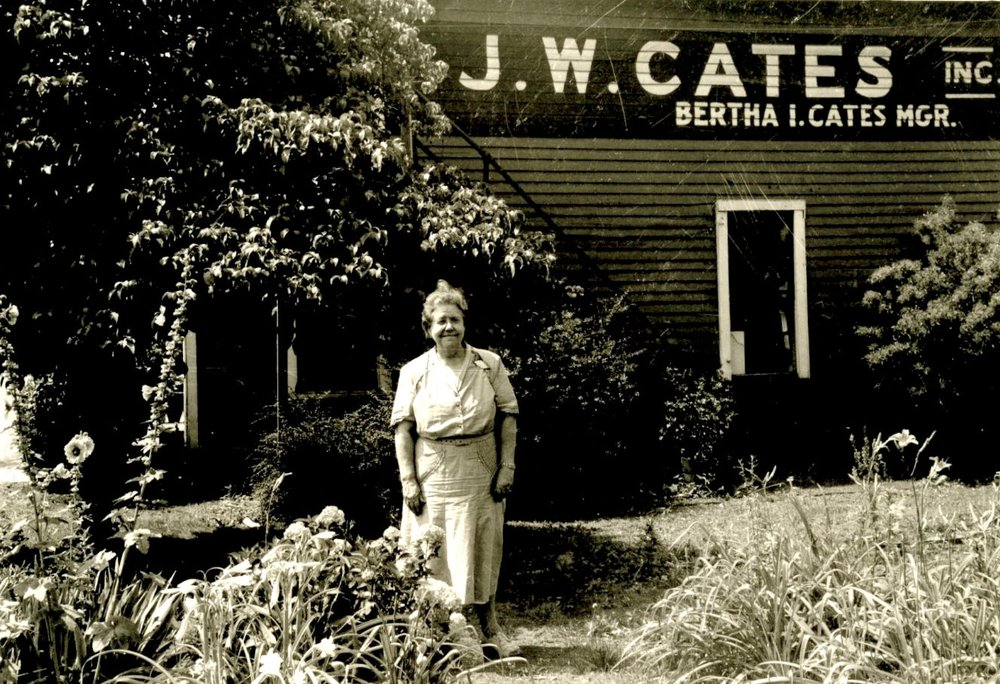 Bertha Cates