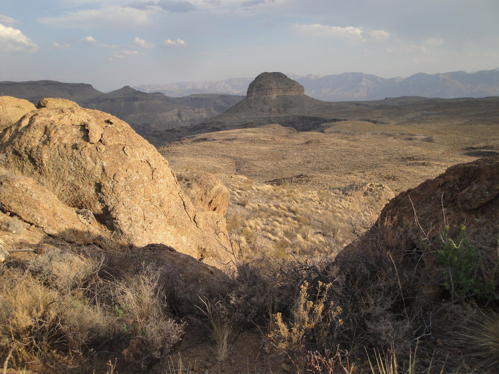 Big Bend Ranch - State Park
