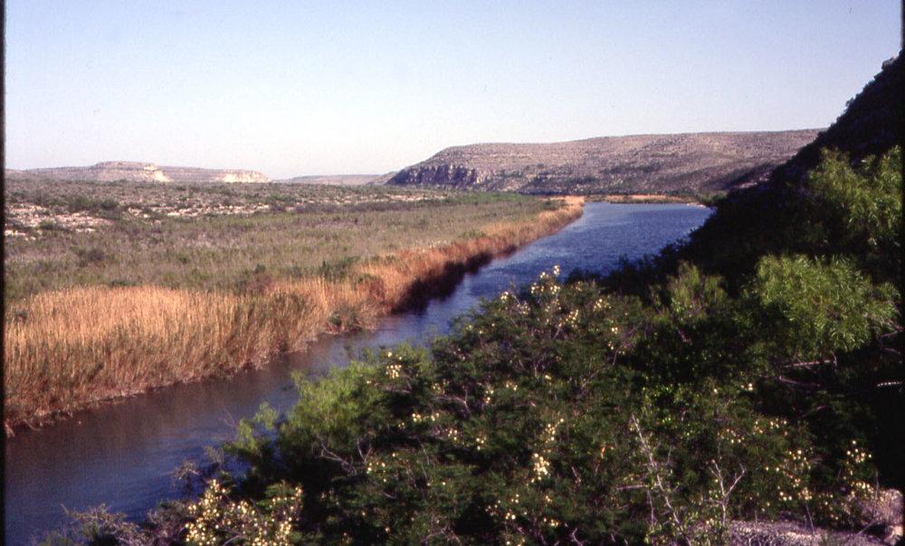 Pecos River -