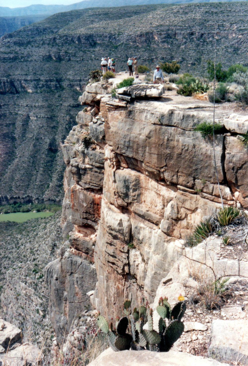 Lower Canyons - Burro Bluff