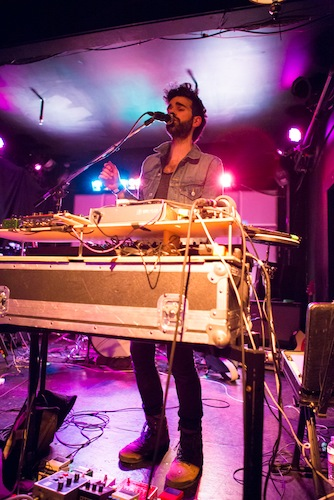 Geographer @ The Echo