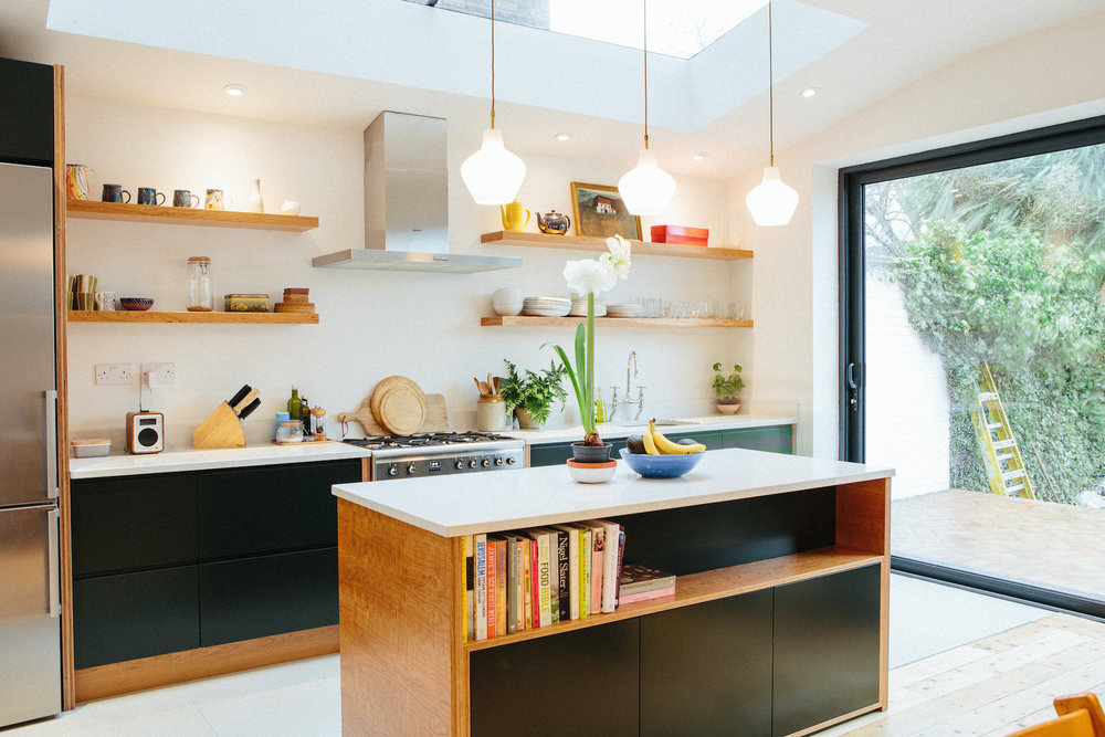 Kitchen Weir Woodwork