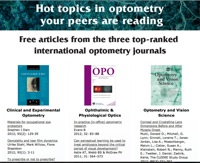 Whats Hot In Optometry