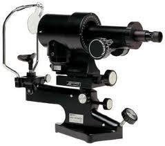 keratometer image